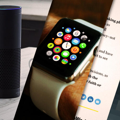 4 Ways Technology Is Changing Consumer Behavior