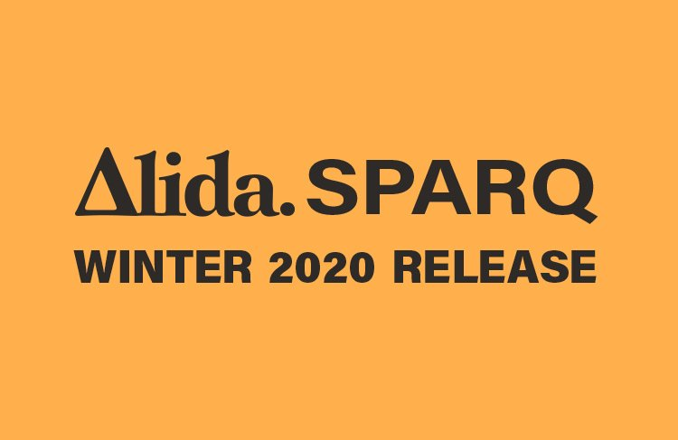 Alida Sparq® Winter '20 Further Enables Brands to Excel in Customer Trust
