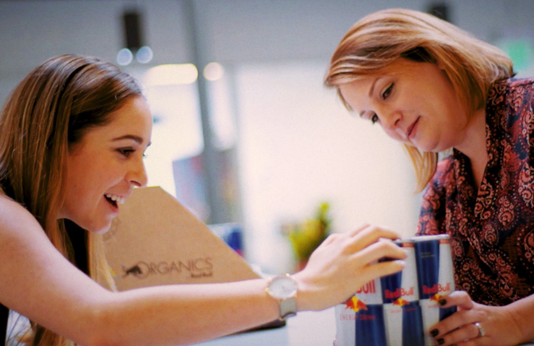 Leading the business: Lessons from Red Bull's Shopper Insights team