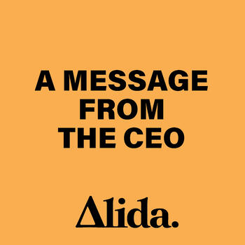 Alida's Commitment to Employees and Customers During COVID-19