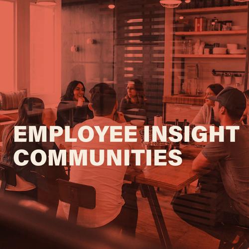Employee Insight Communities