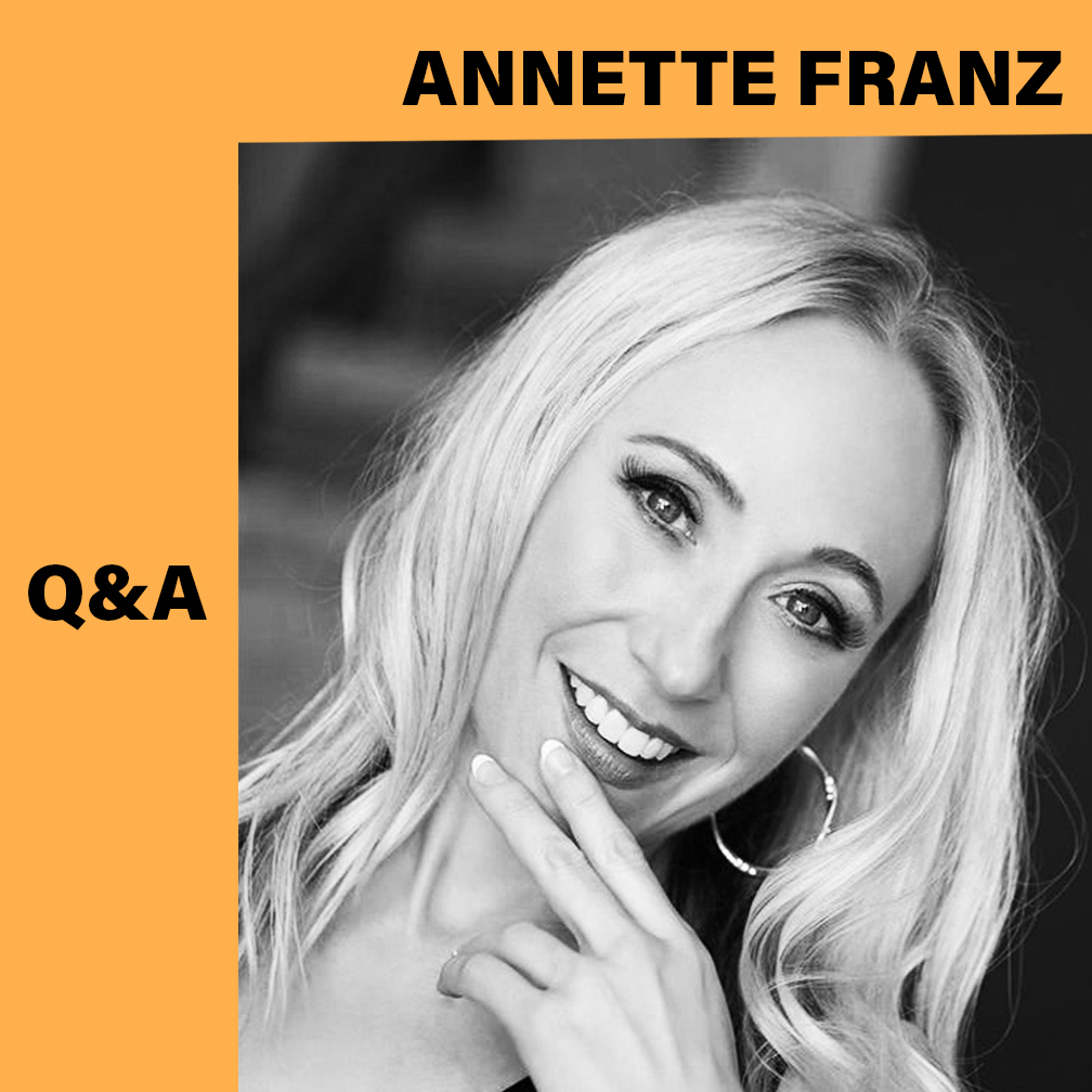 Q&A with CX Journey's Annette Franz